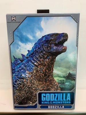 "Godzilla - 12"" Head-to-Tail Action Figure - Godzilla (2019)"