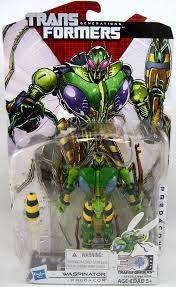 Transformers Generations Deluxe  Wave 11 Waspinator