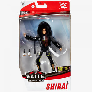 Lo Shirai - WWE Elite Series 79