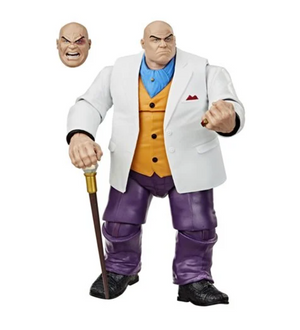 Spider-Man Marvel Legends 6-Inch Kingpin Action Figure [Exclusive]