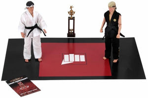 "Karate Kid (1984) - 8"" Clothed Action Figure - Tournament 2 Pack"