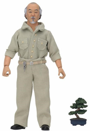 "Mr. Miyagi - Karate Kid (1984) - 8"" Clothed Action Figure"