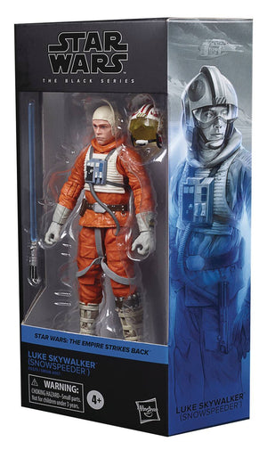 Snowspeeder Luke (Empire) - Star Wars The Black Series Wave 1