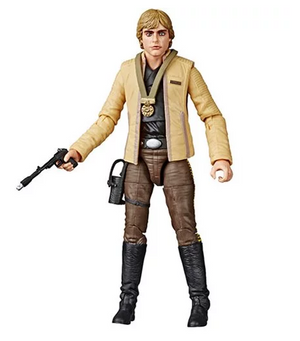 Luke Skywalker Yavin Ceremony - Star Wars The Black Series Wave 2