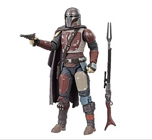 The Mandalorian - Star Wars The Black Series Wave 1