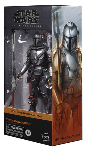 Mandalorian - Star Wars The Black Series Wave 1