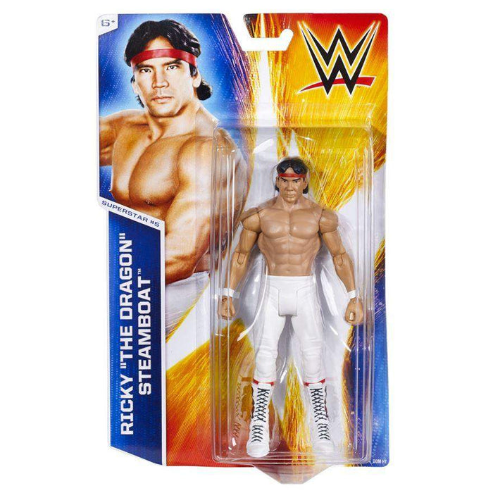 WWE Series 45 Ricky Steamboat Figur...