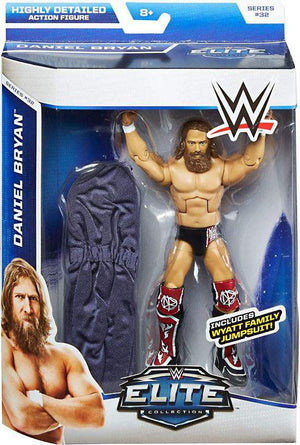 WWE Elite Figure Series #32 Daniel Bryan