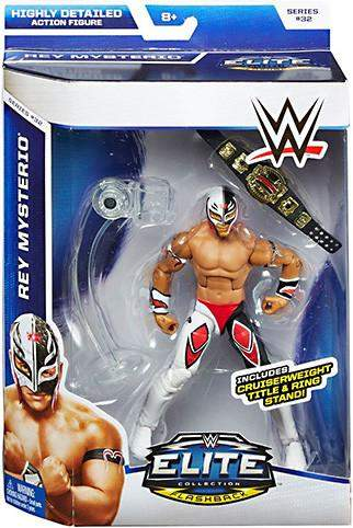 WWE Elite Figure Series #32 REY MYSTERIO