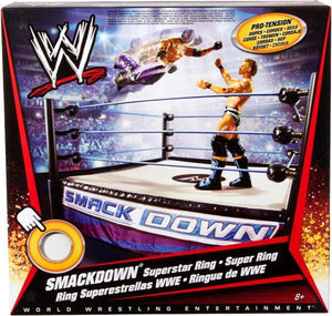 WWE Smackdown Ring