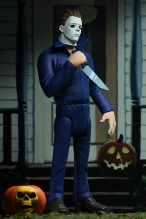 "Michael Myers (Halloween 2)  - Toony Terrors Series 2, 6"" Scale Action Figure"
