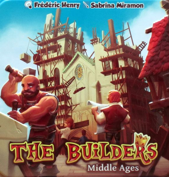 Builders Middle Ages