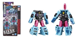 Battle Squad - Direct-Hit and Power Punch - Transformers Generations Siege Micromasters Wave 5
