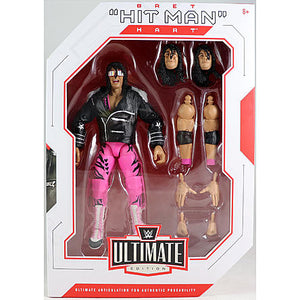 Bret Hart - WWE Ultimate Edition Wave 2