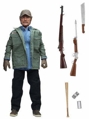 "Sam Quint - Jaws 8"" Clothed Figure"