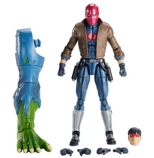 Jason Todd Red Hood - DC Multiverse Batman 80th Wave 12 (Killer Croc BAF)