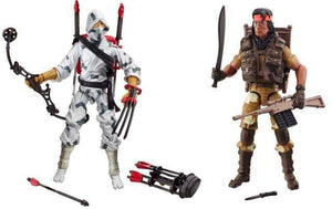 Classic Clash - Spirit vs. Storm Shadow - GI Joe 50th 2 Packs