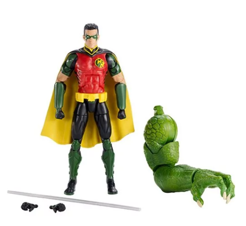 Drake Red Robin - DC Multiverse Batman 80th Wave 12 (Killer Croc BAF)