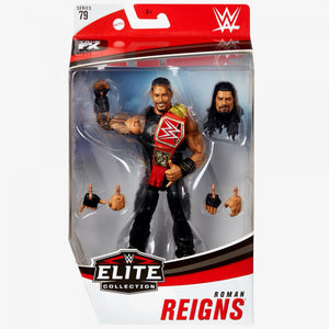 Roman Reigns  - WWE Elite Series 79