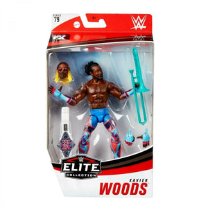 Xavier Woods  - WWE Elite Series 79
