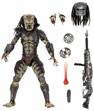 "Ultimate Scout Predator - Predator - 7"" Action Figure"