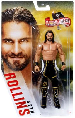 Seth Rollins (WrestleMania 35) - WWE WrestleMania Basic