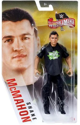 Shane McMahon (WrestleMania 15) - WWE WrestleMania Basic