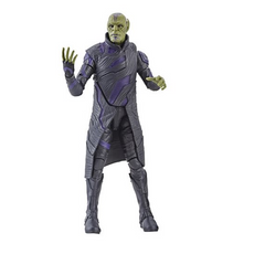 Talos Skrull - Captain Marvel Marvel Legends Wave 1 (Kree Sentry BAF)