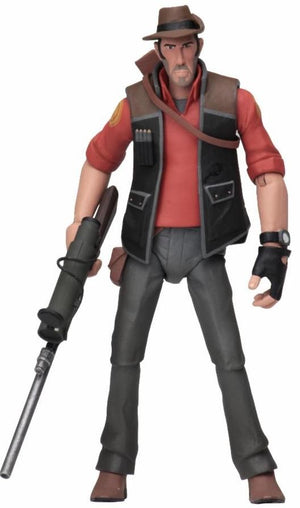 The Sniper - Team Fortress - Series 4 RED