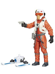 X-Wing Pilot Asty - Star Wars VII Snow Desert Wave 3
