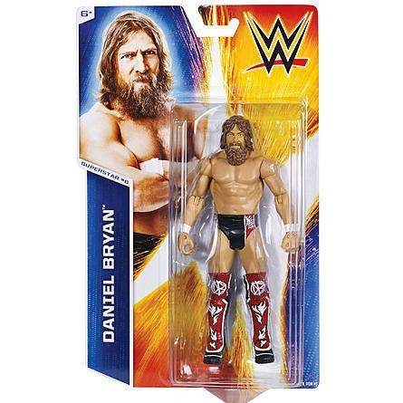 WWE Series 45 Daniel Bryan Figure