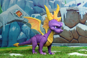 "Spyro - 7"" Scale Action Figure - Spyro"