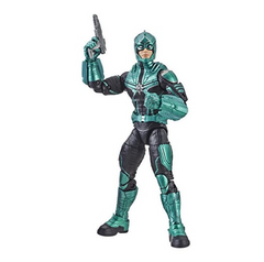 Starforce Commander - Captain Marvel Marvel Legends Wave 1 (Kree Sentry BAF)