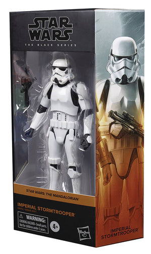 Imperial Stormtrooper - Star Wars The Black Series Wave 1