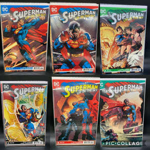 Superman Up In The Sky #1-6