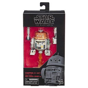 "Chopper - Star Wars The Black Series 6"" Wave 21"