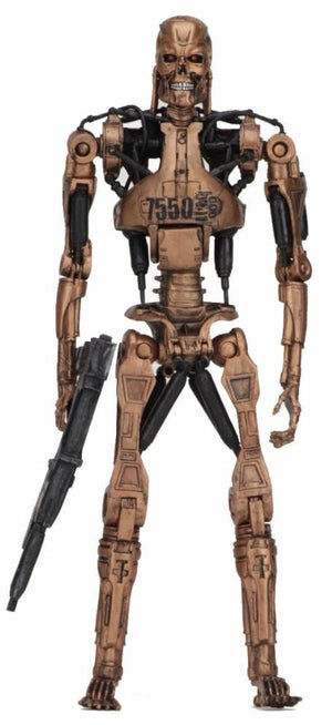 Metal Mash Endoskeleton  - Terminator 2 Kenner Tribute