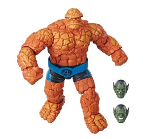 Thing - Fantastic Four Marvel Legends Wave 1 (Super Skrull BAF)