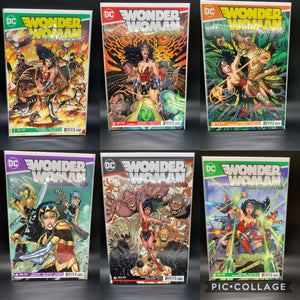 Wonder Woman Come Back To Me #1-6