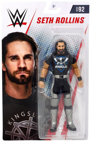 Seth Rollins - WWE Basic Series 92