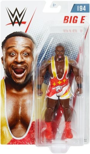 Big E - WWE Basic Series 94