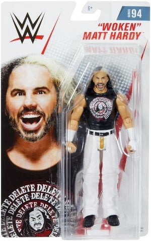 Matt Hardy - WWE Basic Series 94