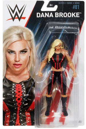 Dana Brooke - WWE Basic Series 81