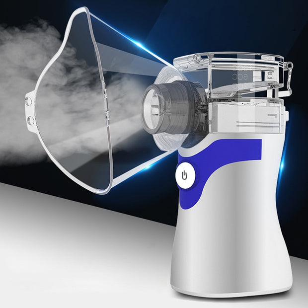 Inhaler Portable Nebulizer Device