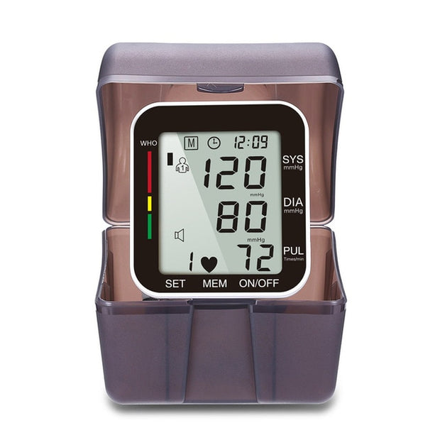 Health Care Wrist Blood Pressure Meter