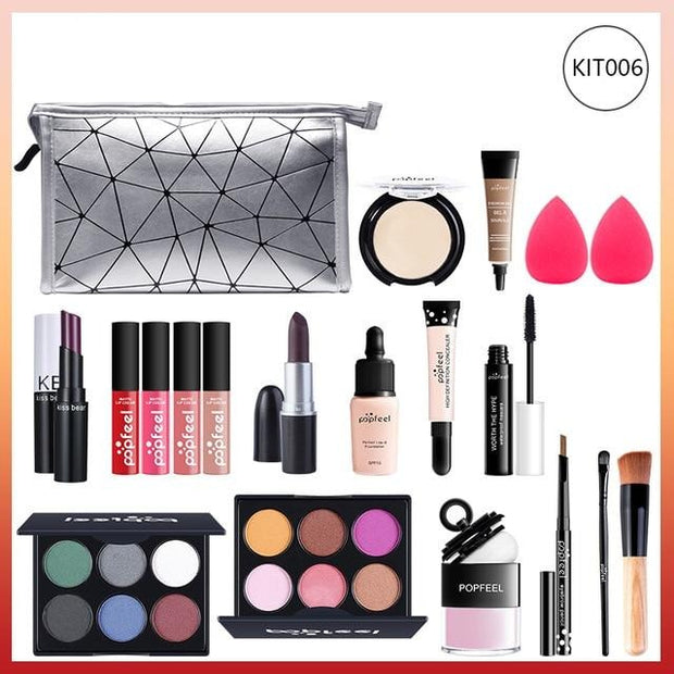 Women All In One Makeup Kit