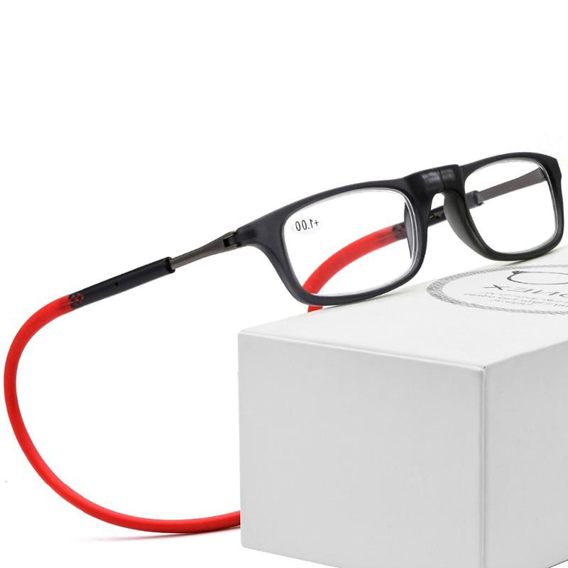 Upgraded Magnetic Reading Glasses - See In Style