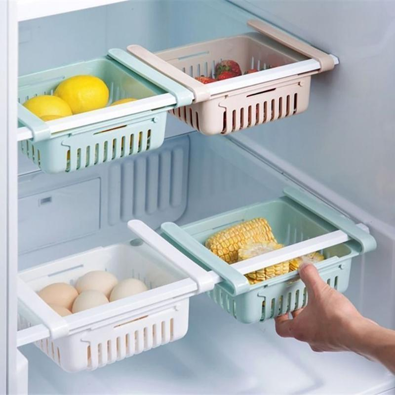 Fridge Organizer - Multipurpose Storage Drawer