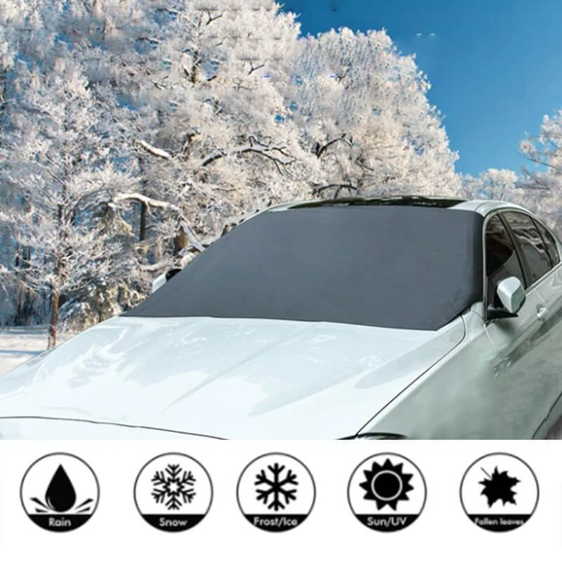 Universal Magnetic Windshield Snow Cover