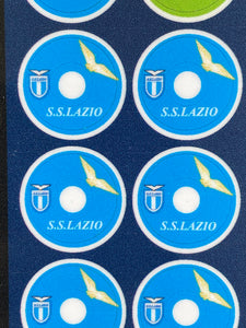 Tchaaa4 Base Stickers Lazio